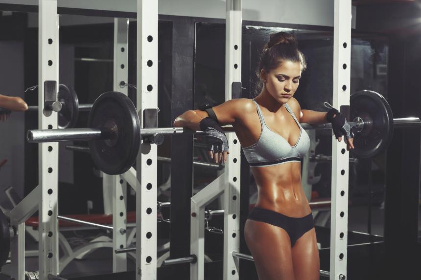 Диета для тренировок в тренажерном зале для девушек