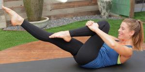 7 движений пилатес для начинающих усиленно тренироваться