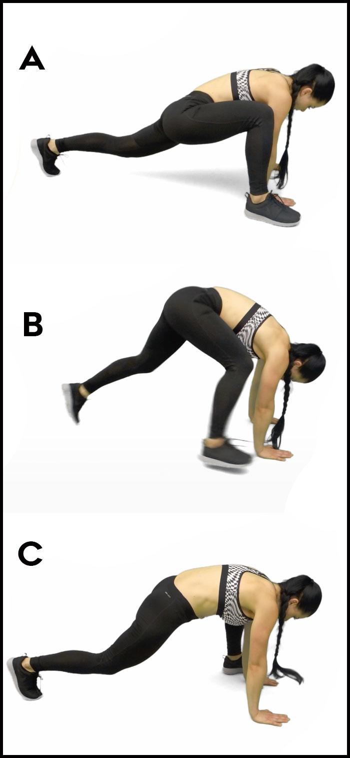 Как уменьшить талию: упражнения готовый план (фото) 27