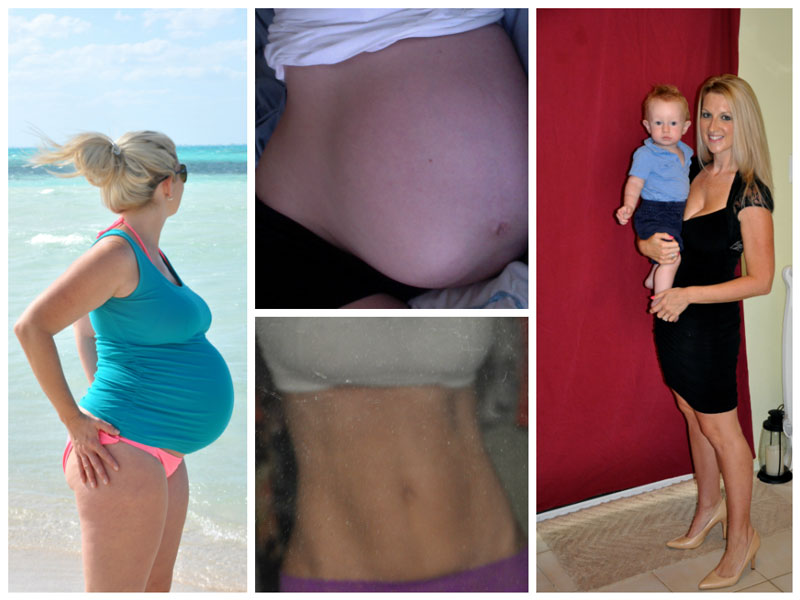 Как сбросить вес при беременности отзывы