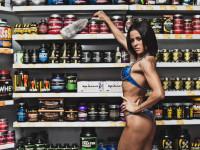 Спортивное питание для девушек при занятиях фитнесом