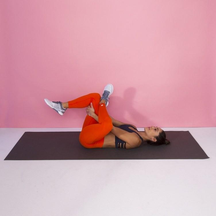 Упражнение четверка