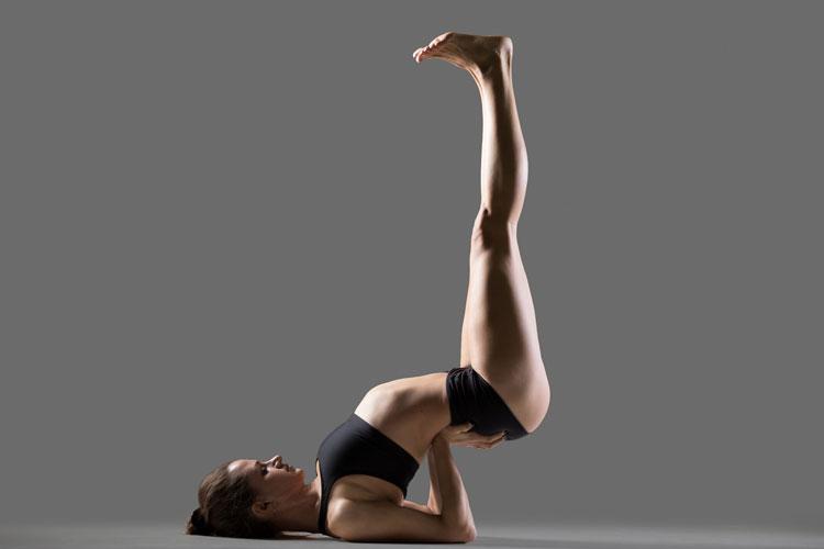Йога для жиросжигания