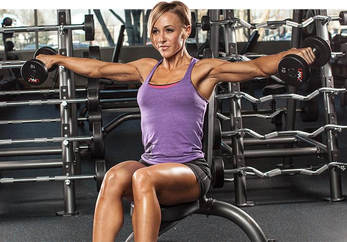 Фитнес Дома программа тренировок для похудения