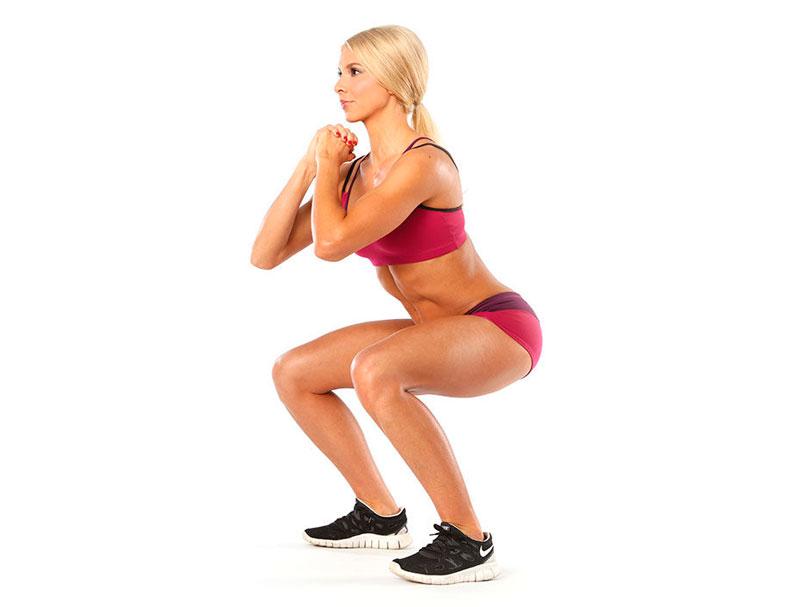 Комплекс упражнений для похудения в домашних условиях для женщин