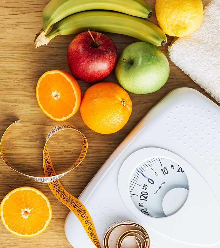 Фрукты для похудения и выведения жира