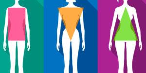 12 основныхтипов женскихфигур