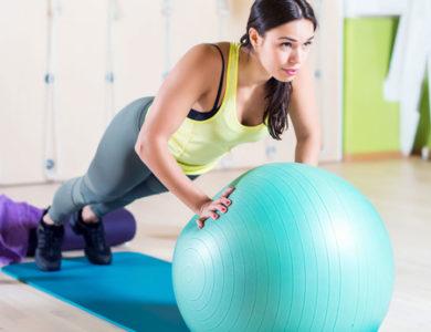 Топ-15 эффективных упражнений на трицепс для девушек
